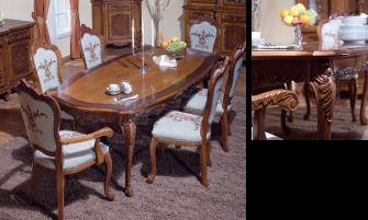 Asztal - Bútorbolt - győri Orhidea bútorszalon - Exkluzív Asztal ...